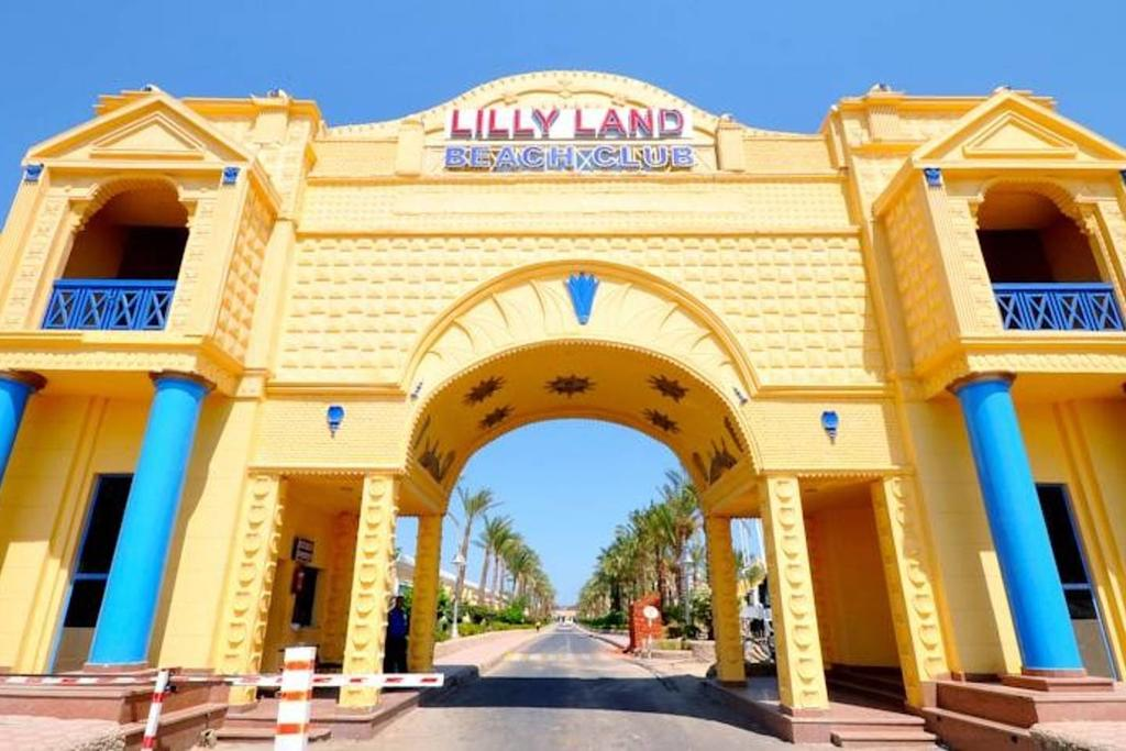 HURGHADA – LILLYLAND BEACH CLUB